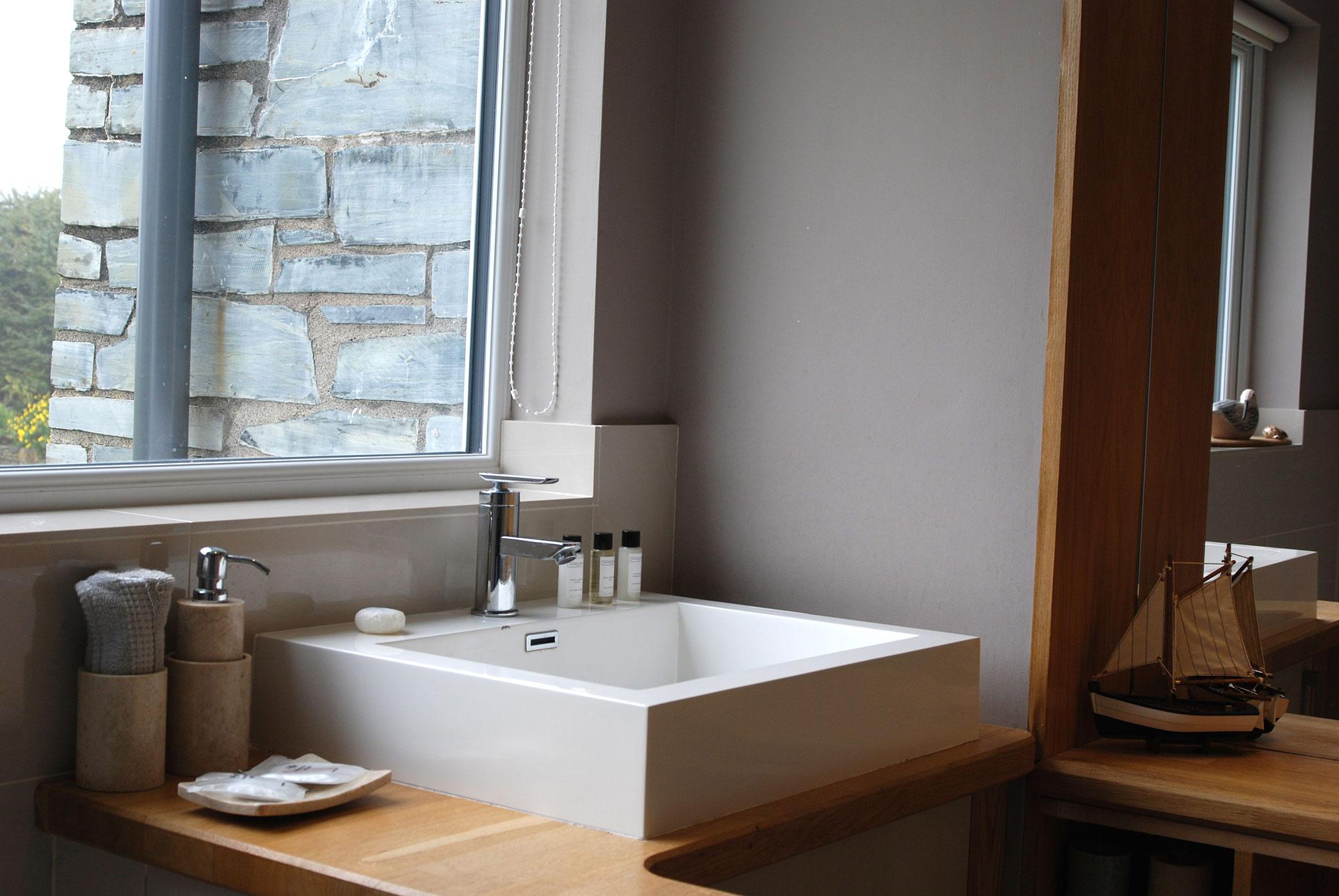 Building Modernization at Gwelanmor bathroom 1