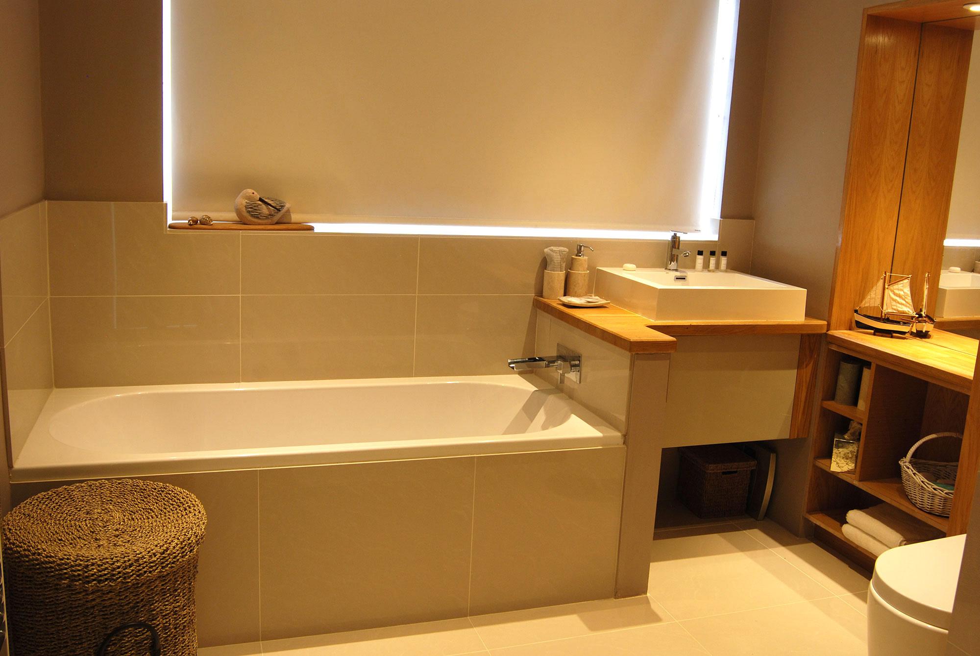 Building Modernization at Gwelanmor bathroom 2