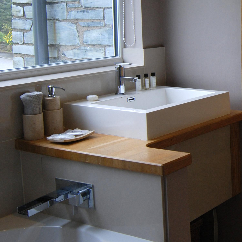 Building Modernization at Gwelanmor Bathroom